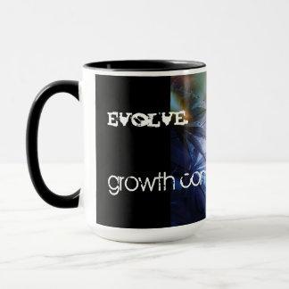 """Caneca * """" EVOLUA"""" o café Mug* do desenhista"""