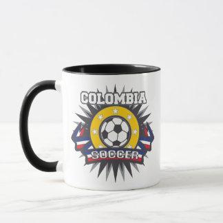 Caneca Explosão do futebol de Colômbia