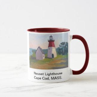 Caneca Farol de Nauset, Cape Cod, Mass.