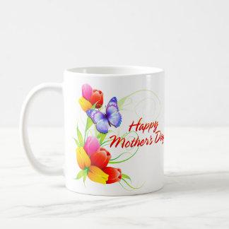 Caneca feliz do dia das mães 7