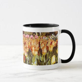 Caneca Festival da tulipa do vale de Skagit (Washington)