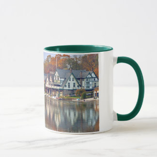 Caneca Fileira do Boathouse