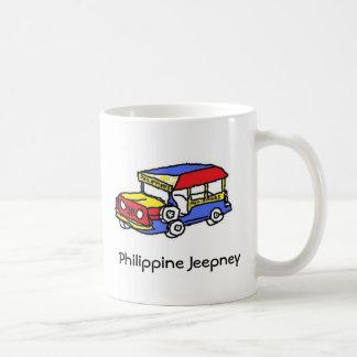Caneca filipino de Jeepney