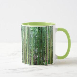 Caneca Floresta de bambu