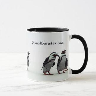 Caneca Formação do pinguim