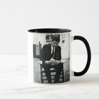 Caneca Fotografia de John F. Kennedy 2