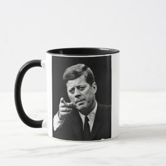 Caneca Fotografia de John F. Kennedy 3
