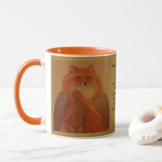 Caneca Fox Mythical