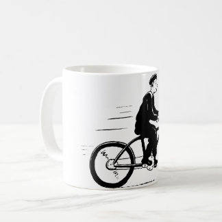 Caneca francesa do ciclista
