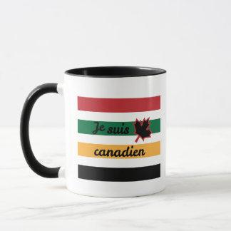Caneca (francesa) geral canadense moderna da