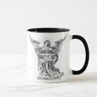 Caneca Franciscan do logotipo