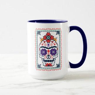 Caneca Frida Kahlo | Calavera