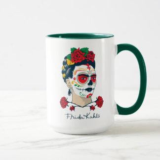 Caneca Frida Kahlo | EL Día de los Muertos