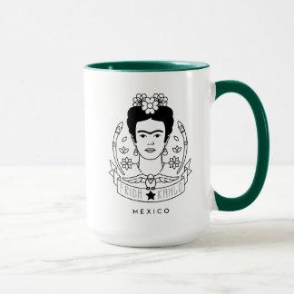 Caneca Frida Kahlo | Heroína