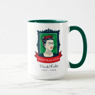 Caneca Frida Kahlo | Inspiración