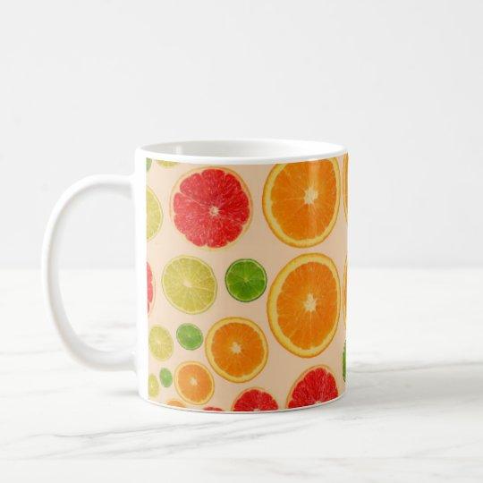 Caneca Frutas Cítricas