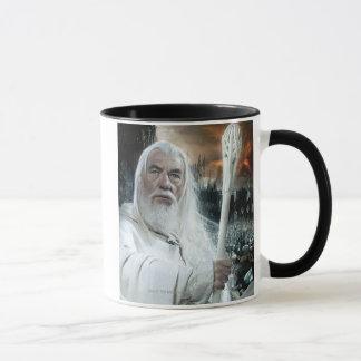 Caneca Gandalf com funcionarios