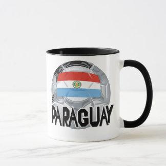 Caneca Ganhos do futebol de Paraguai