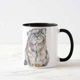 Caneca Gato de Pallas - C é para o gato