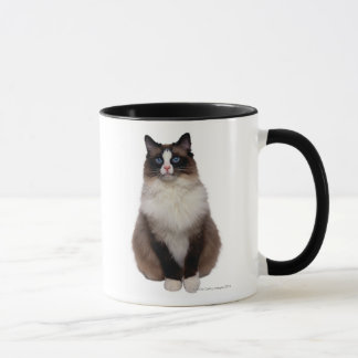 Caneca Gato de Ragdoll