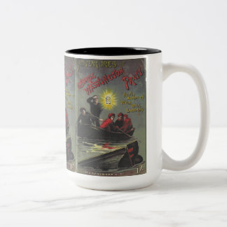 """Caneca """"George Washington Pratt """" da arte do"""