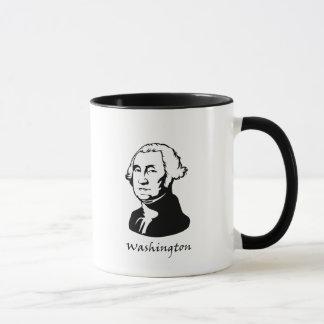 Caneca George Washington - revolução do La de Vive