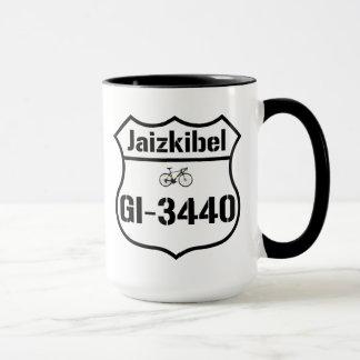 Caneca GI-3440: O Jaizkibel