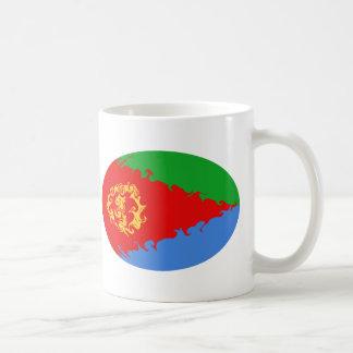 Caneca Gnarly da bandeira de Eritrea