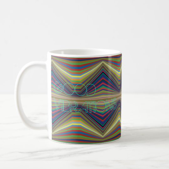 Caneca Good Vibrations