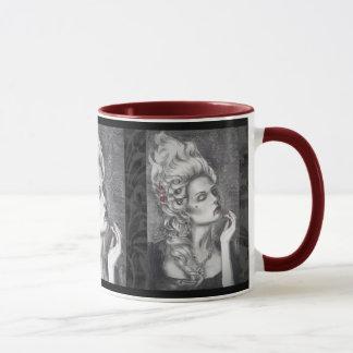 Caneca gótico da caneca Rococo da caneca de Marie