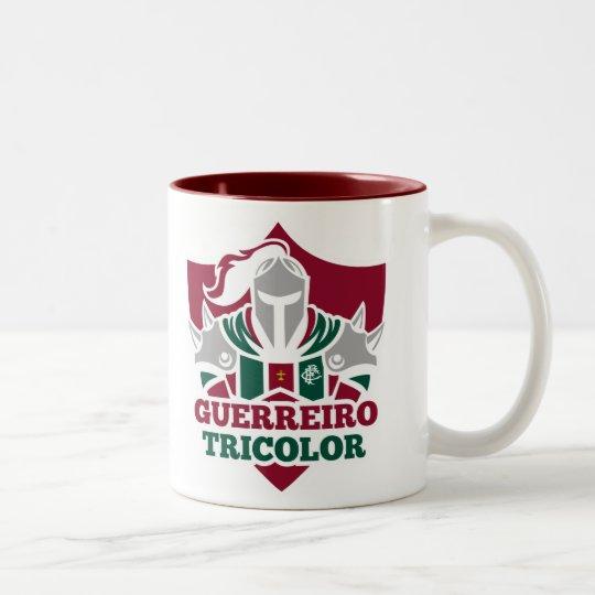 Caneca Guerreiro Tricolor