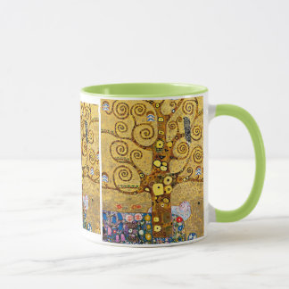 Caneca Gustav Klimt , The Tree of Life