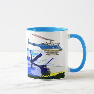 Caneca Helicópteros clássicos
