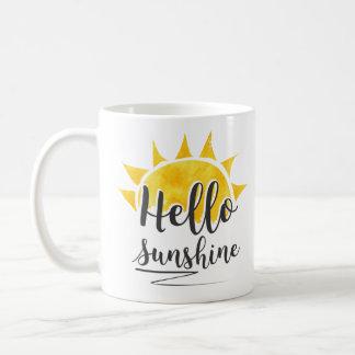 Caneca Hello Sunshine