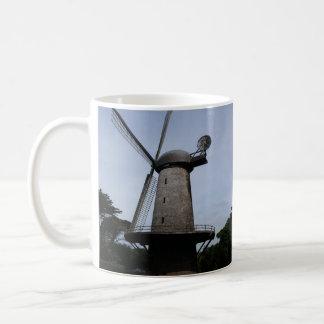 Caneca holandesa do moinho de vento de San