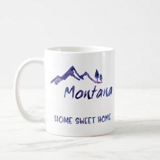 Caneca Home doce de Montana da casa azul da
