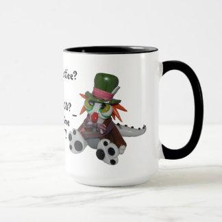 Caneca Hora para o café?