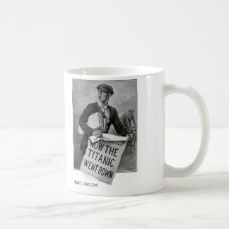Caneca - How The Titanic Went Down