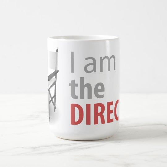 Caneca I am the Director