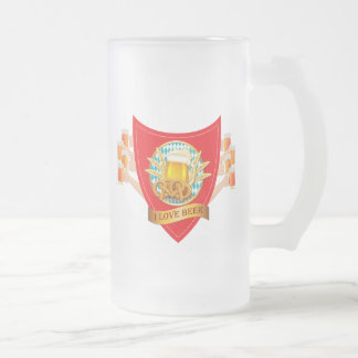 Caneca I love Beer