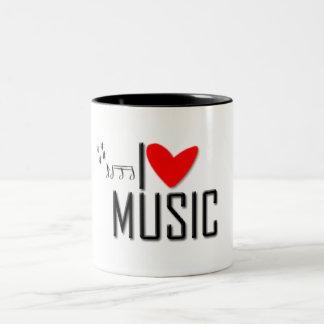 Caneca - I love music