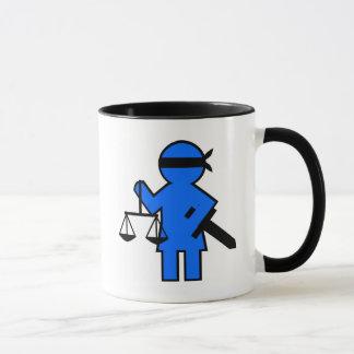 Caneca Ideia do presente para o advogado