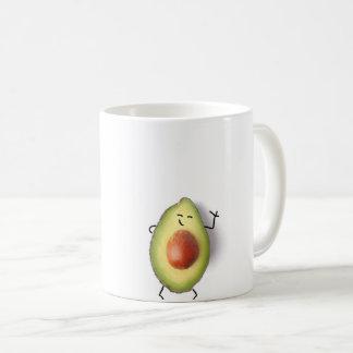 Caneca insolente do abacate