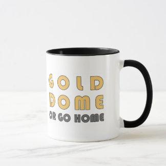 Caneca Iowa City - abóbada do ouro ou vai em casa (opp do