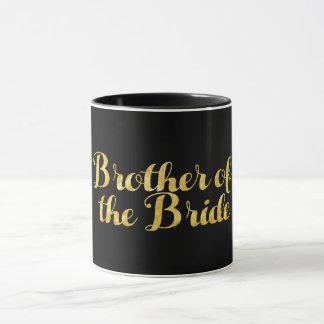 Caneca Irmão do ouro da noiva
