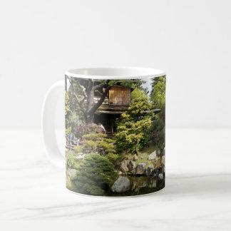 Caneca japonesa do jardim de chá #6 de San