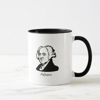 Caneca John Adams - revolução do La de Vive