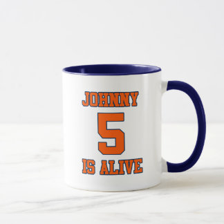 Caneca Johnny cinco está vivo