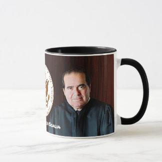Caneca Justiça Antonin Scalia - corte suprema dos E.U.