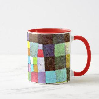 Caneca Klee - abstracção com referência à árvore de